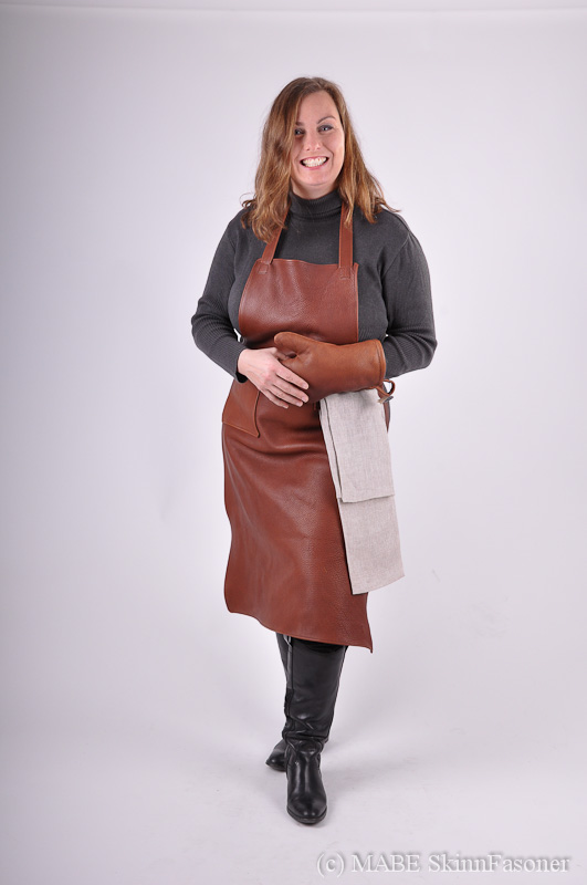 Leather Apron Prestige Sleifi, M