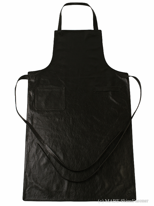 BBQ aprons in leather