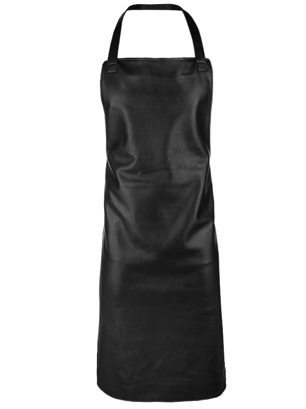 Leather apron Prestige Zero, M