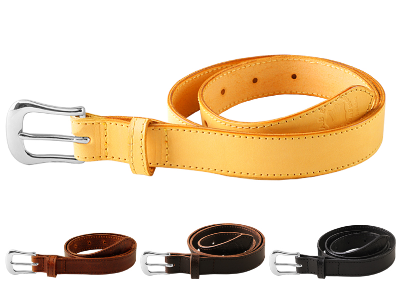 Leather belt U
