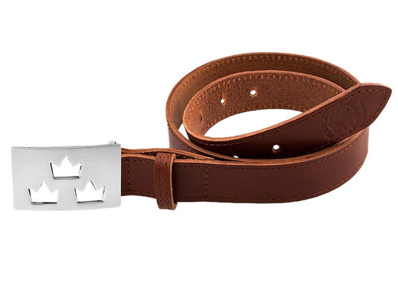 Leather belt V