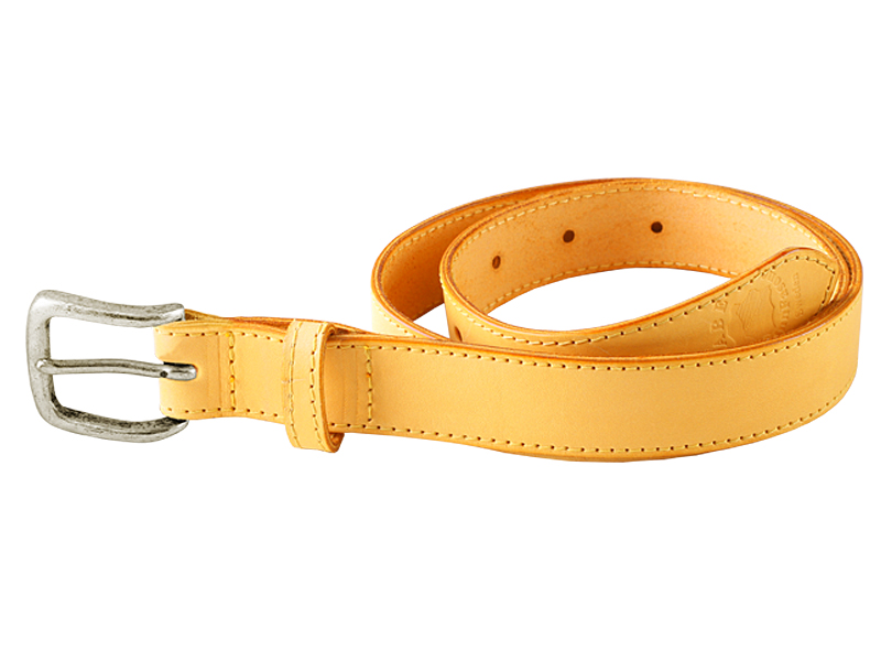 Leather belt T
