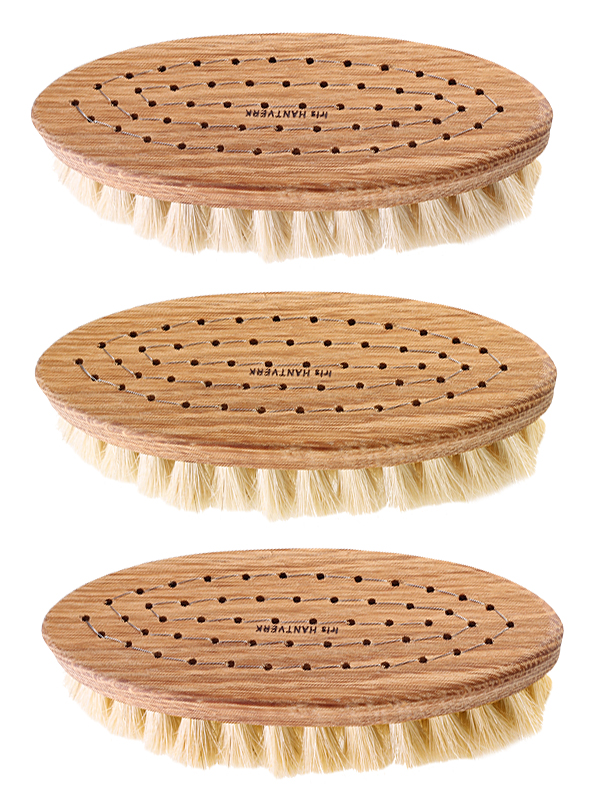 Bath brush hard
