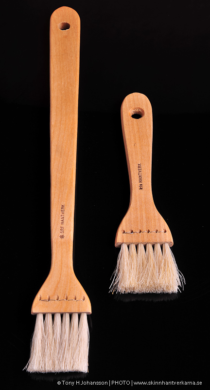 Bread brush short handmade