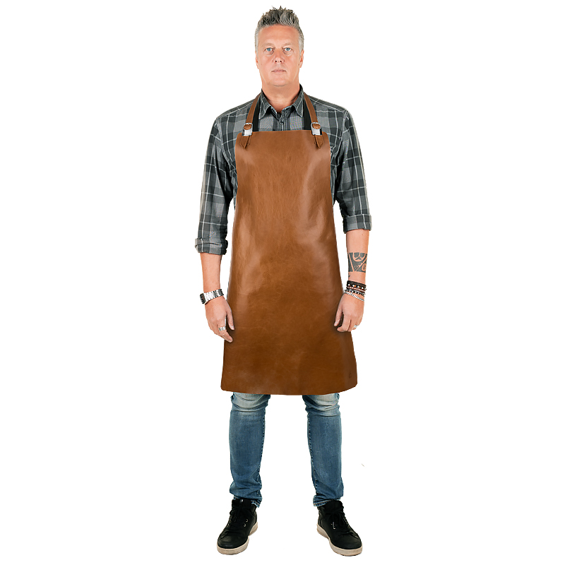 Leather apron Viking