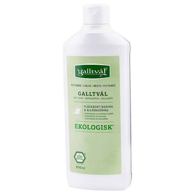 Galltvål 500ml