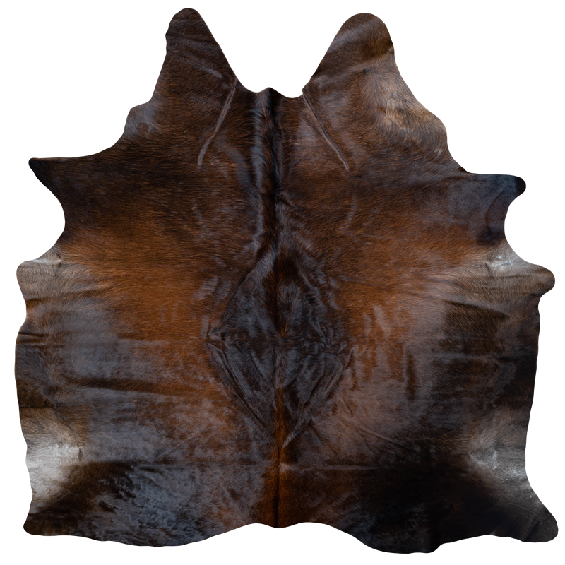 Cowhide brown 3