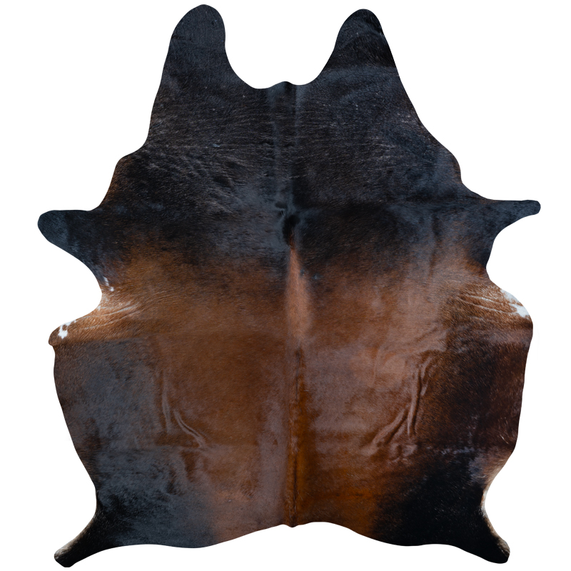Cowhide brown 4