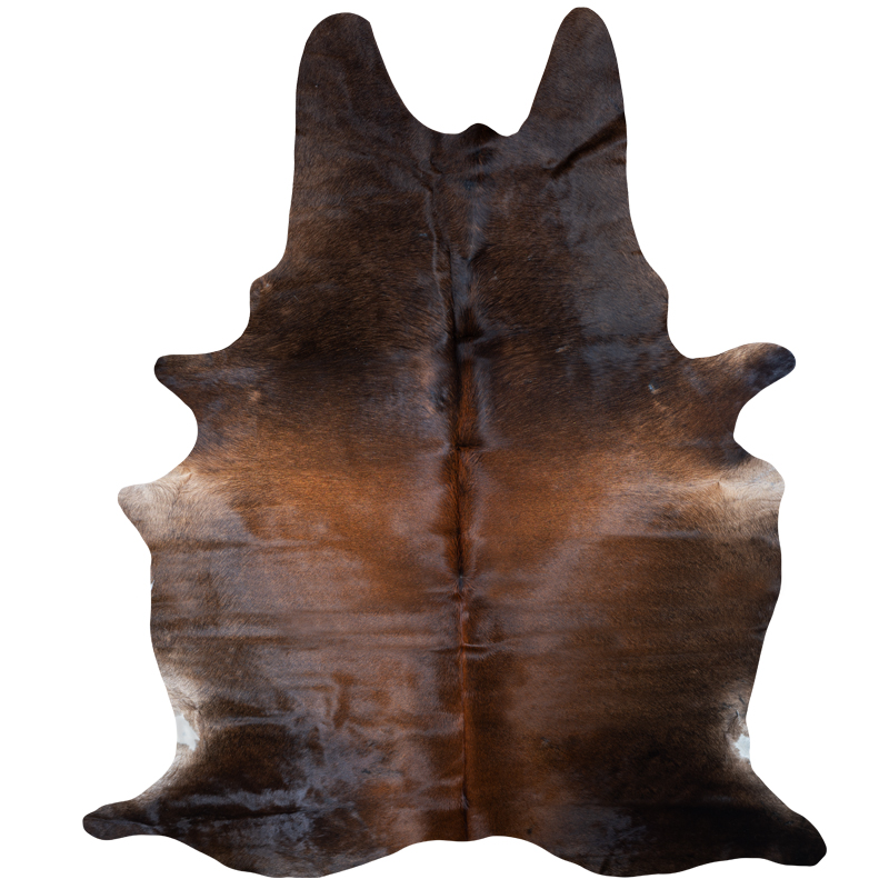 Cowhide brown 5