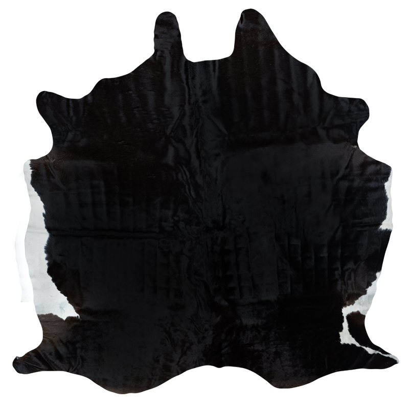 Cowhide Black White 2