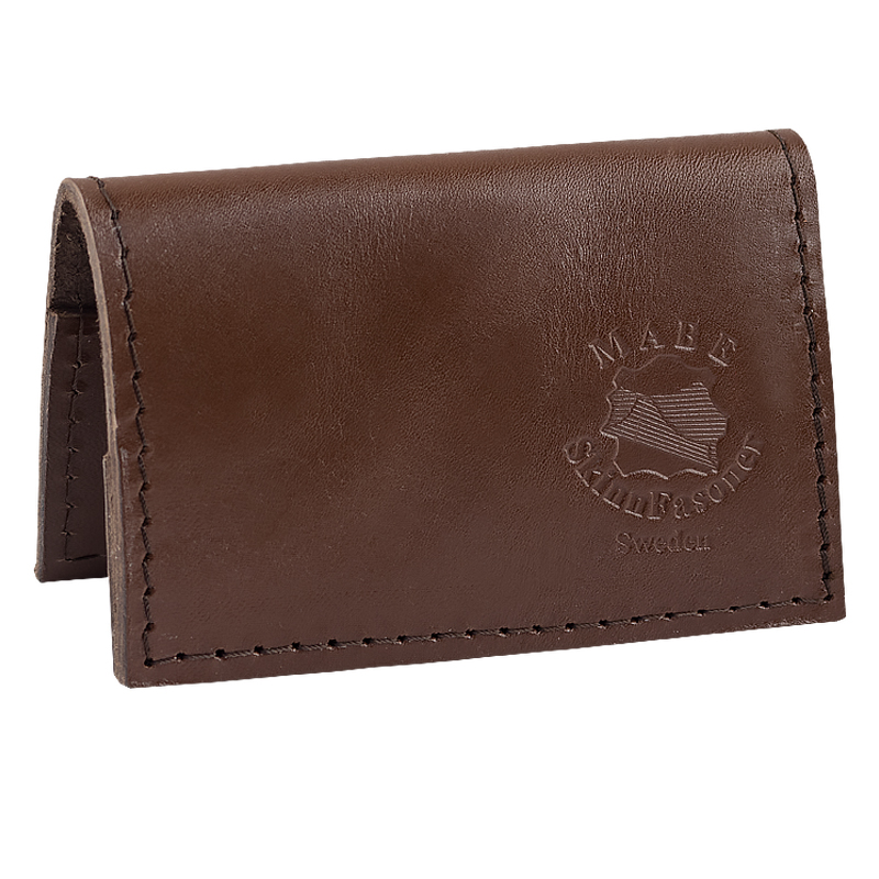 Card holder real leather