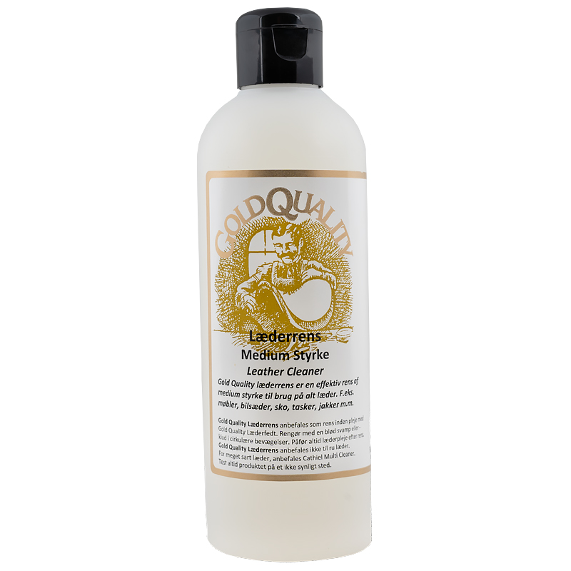 Leather cleaner 250ml