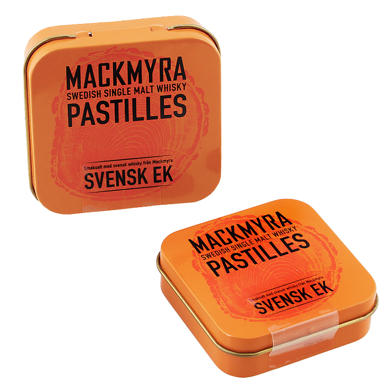 Mackmyra Pastilles , Swedish Oak