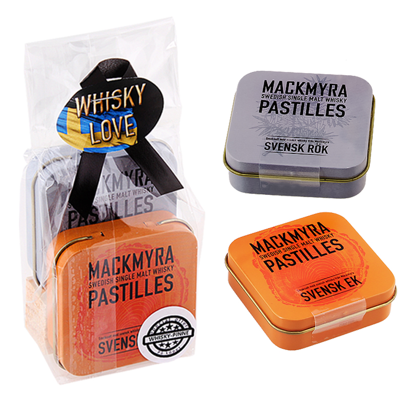 Mackmyra Pastilles , Swedish Smoke and Oak