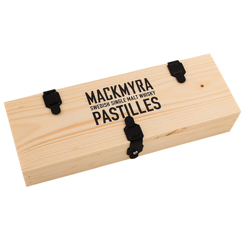 Mackmyra  in wooden gift box