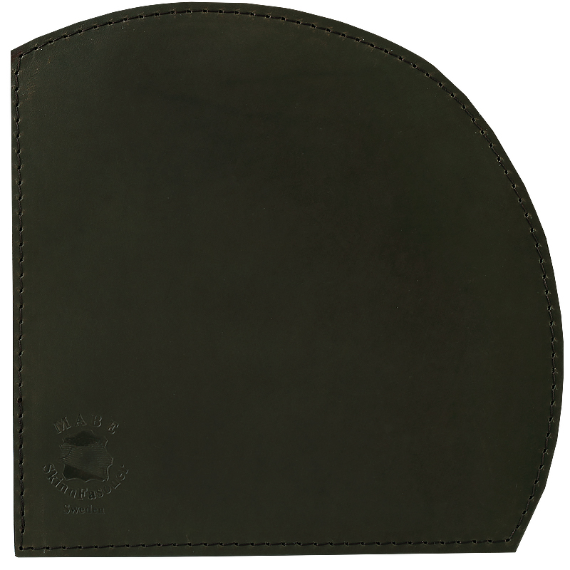 Mouse pad crescent, green