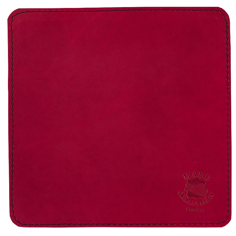 Mouse pad square red
