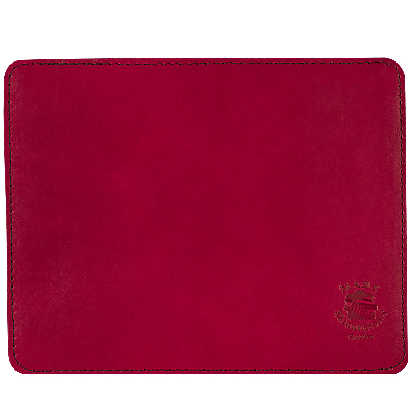 Mouse pad rectangular Red