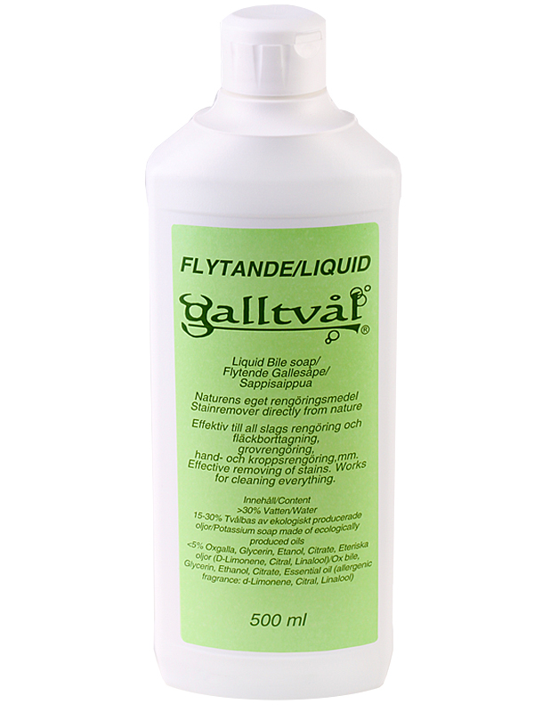 Bile soap liquid 500ml