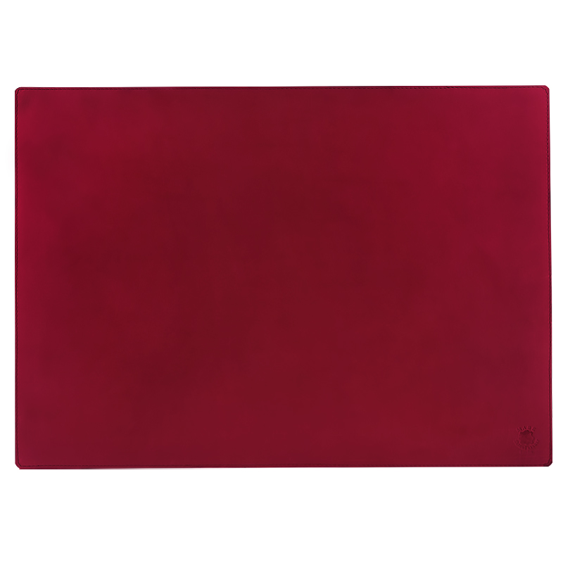 Desk pad Diplomat 70x50cm red