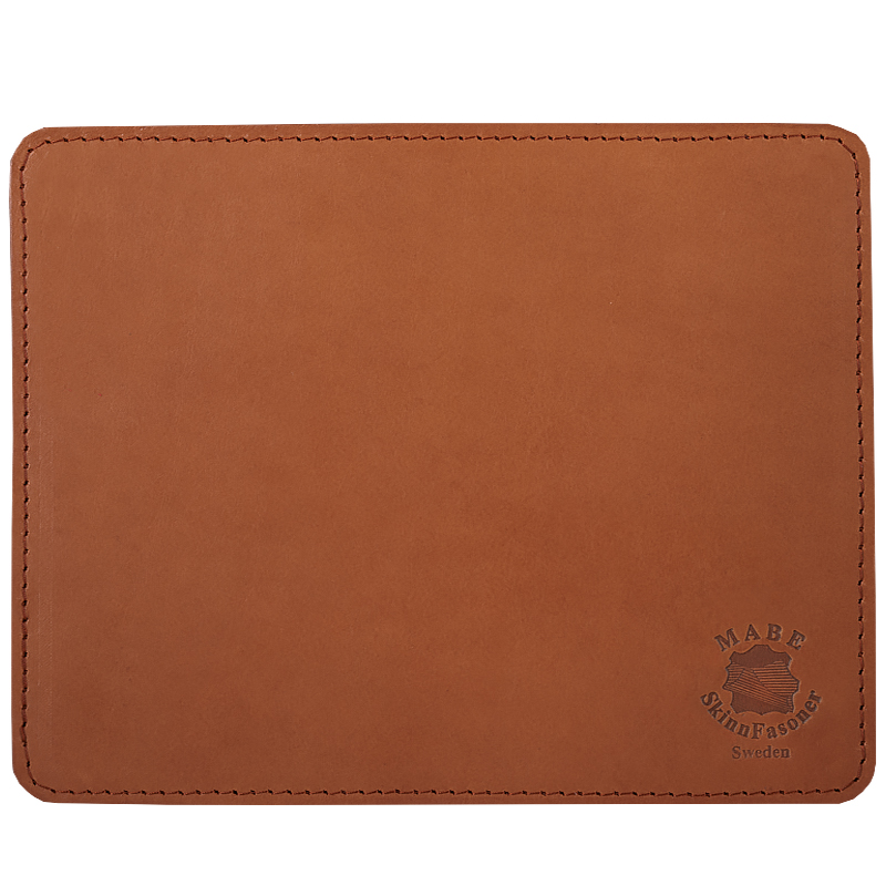 Mouse pad i leather