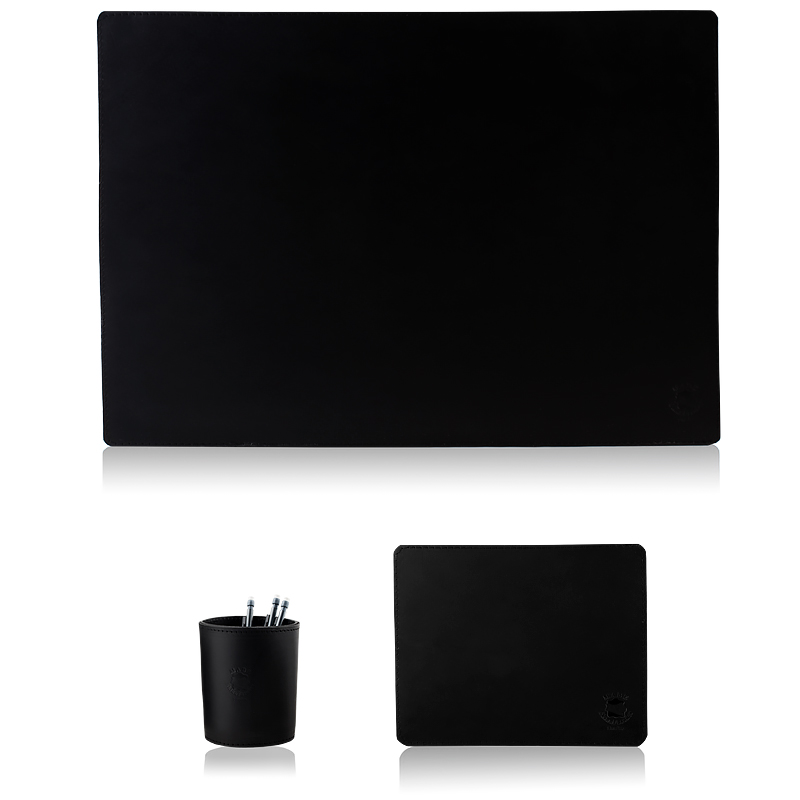 Desktop set Regular black 60x45cm