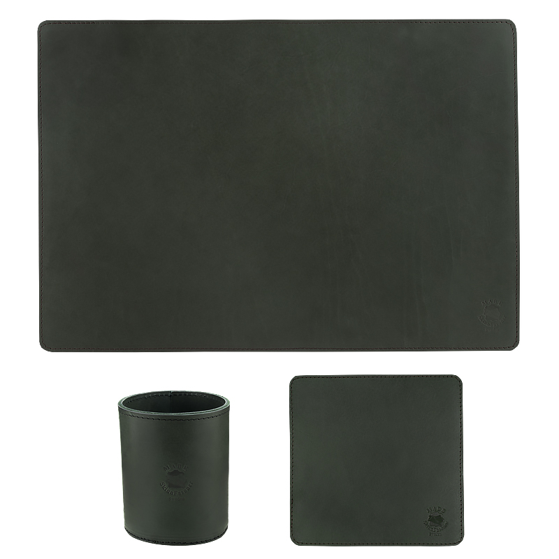 Desktop set standard Green 70x50cm