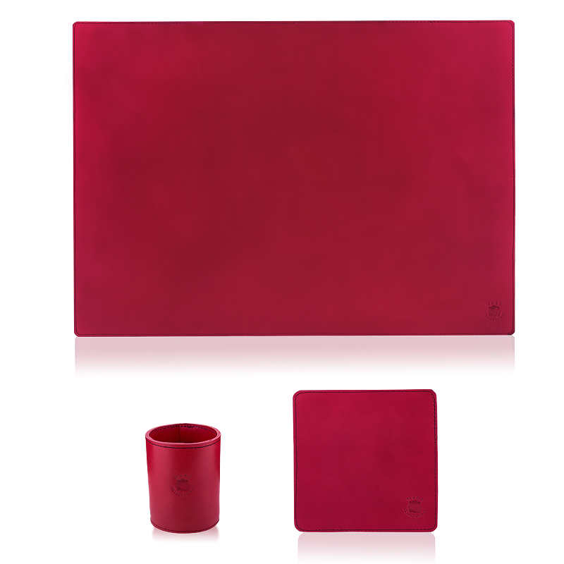 Desktop set standard Red