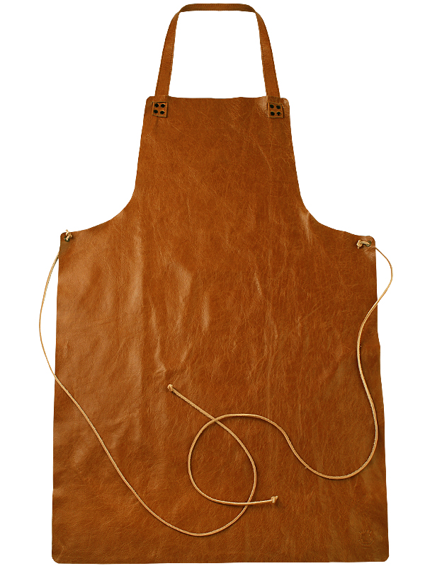 Leather Apron in the Standard Mo